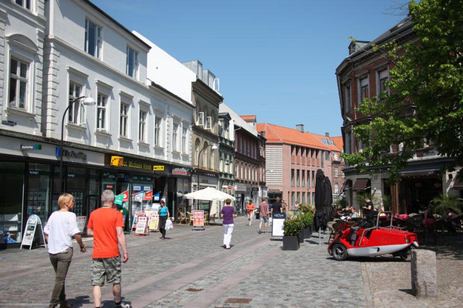 Rosengade