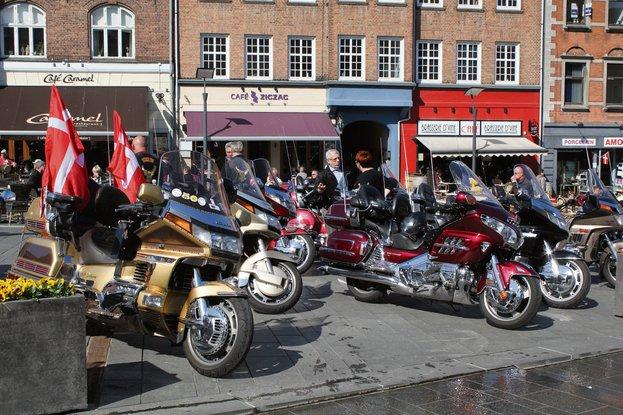 Goldwings Motorcykler
