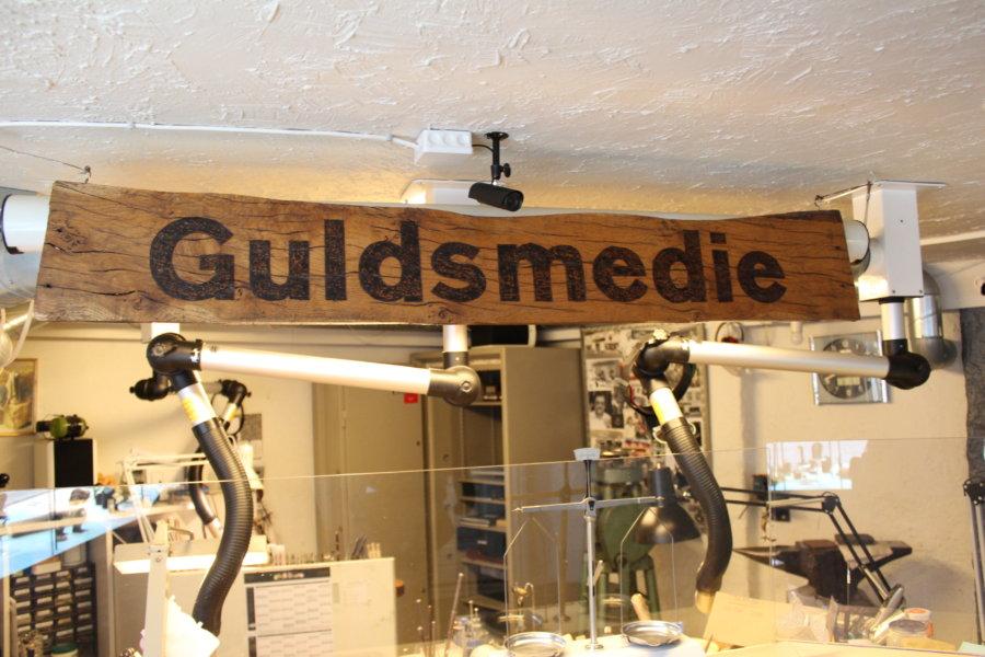 Billede fra Guldsmedene i Slagelse