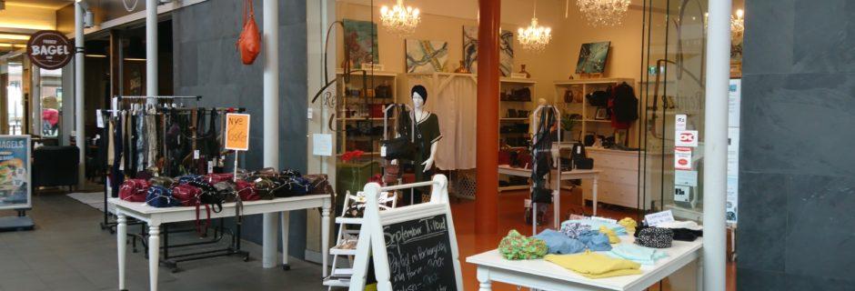 Boutique Regitze Tasker og tøj