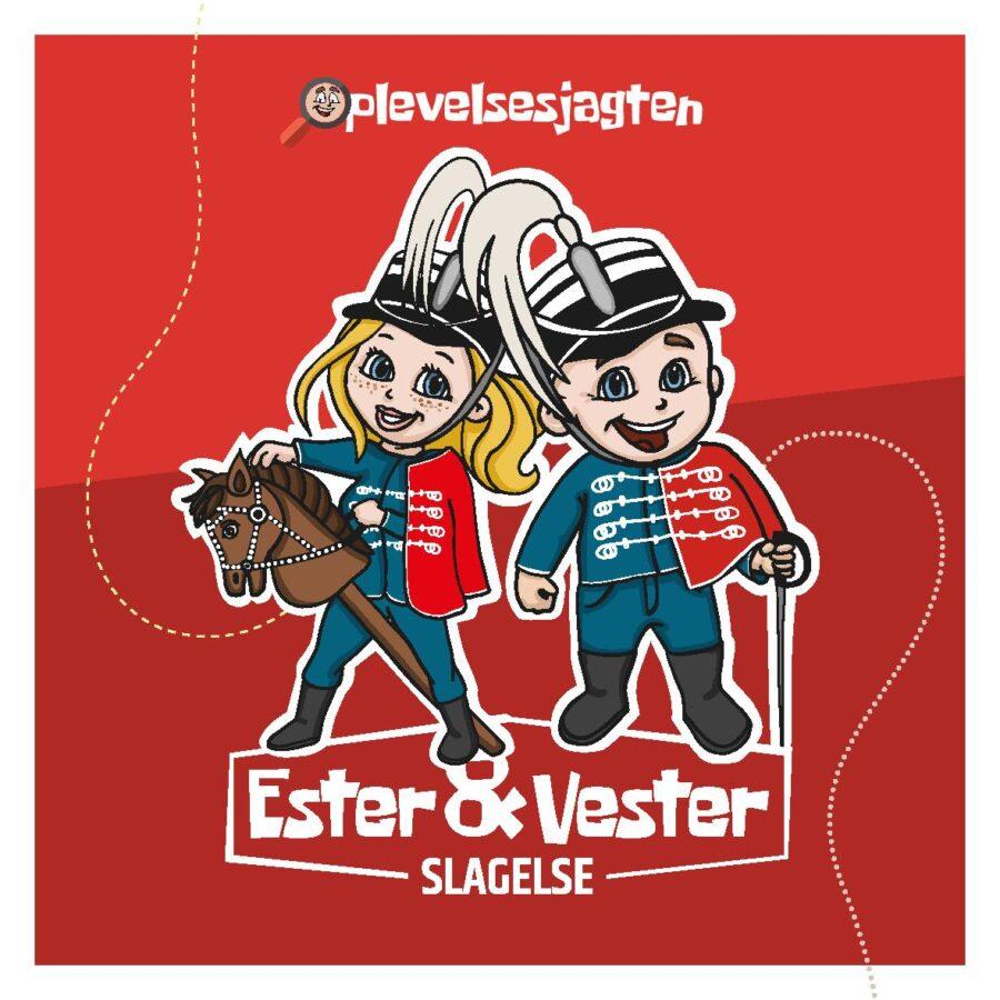 Ester og Vester i Slagelse