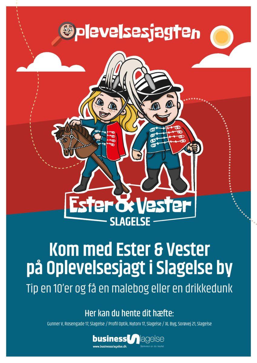 Plakat_Ester_vester_slagelse_BusinessSlagelse
