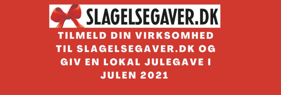 Tilmeld virksomhed til slagelsegaver.dk